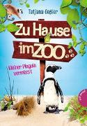 Cover-Bild zu Zu Hause im Zoo 3: Kleiner Pinguin vermisst von Geßler, Tatjana