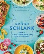 Cover-Bild zu Mix dich schlank von Gronau-Ratzeck, Daniela