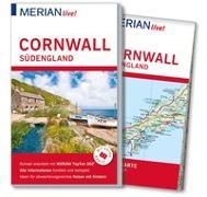 Cover-Bild zu MERIAN live! Reiseführer Cornwall Südengland von Wöbcke, Manfred