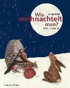 Cover-Bild zu Wie weihnachtelt man? von Pauli, Lorenz