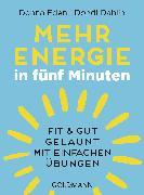 Cover-Bild zu Mehr Energie in fünf Minuten (eBook) von Dahlin, Dondi