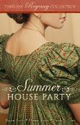 Cover-Bild zu Summer House Party (Timeless Regency Collection, #4) (eBook) von Scott, Regina