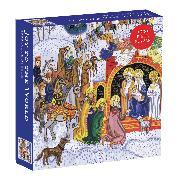 Cover-Bild zu Joy to the World Square Boxed 1000 Piece Puzzle