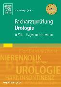 Cover-Bild zu Facharztprüfung Urologie von Zwergel, Ulrike (Hrsg.)