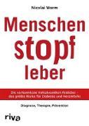 Cover-Bild zu Menschenstopfleber (eBook) von Worm, Nicolai