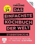 Cover-Bild zu Simplissime - Das einfachste Kochbuch der Welt: Studentenküche von Mallet, Jean-Francois