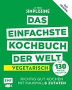 Cover-Bild zu Simplissime - Das einfachste Kochbuch der Welt: Vegetarisch mit 130 neuen Rezepten von Mallet, Jean-Francois