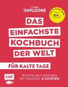 Cover-Bild zu Simplissime - Das einfachste Kochbuch der Welt: Für kalte Tage - Suppen, Vorspeisen, Schmorgerichte von Mallet, Jean-Francois