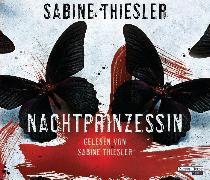 Cover-Bild zu Nachtprinzessin (Audio Download) von Thiesler, Sabine