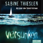 Cover-Bild zu Versunken (Audio Download) von Thiesler, Sabine