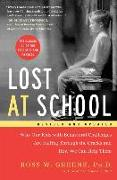 Cover-Bild zu Lost at School von Greene, Ross W.