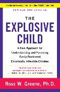 Cover-Bild zu The Explosive Child von Greene, Ross W.