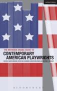 Cover-Bild zu The Methuen Drama Guide to Contemporary American Playwrights (eBook) von Middeke, Martin (Hrsg.)
