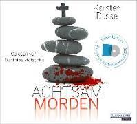 Cover-Bild zu Achtsam morden von Dusse, Karsten