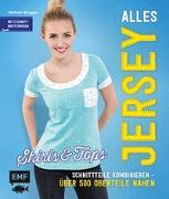 Cover-Bild zu Alles Jersey - Shirts und Tops von Brugger, Stefanie