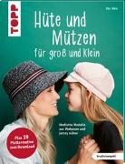 Cover-Bild zu Hüte und Mützen nähen (kreativ.kompakt.) von Meis, Ilka