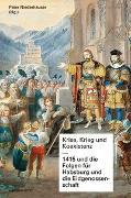 Cover-Bild zu Krise, Krieg und Koexistenz von Niederhäuser, Peter (Hrsg.)