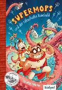 Cover-Bild zu Supermops und der rätselhafte Roboheld (eBook) von Gorny, Nicolas