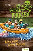 Cover-Bild zu Die Grünen Piraten - Giftgefahr unter Wasser (eBook) von Böckmann, Corinna
