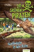 Cover-Bild zu Die Grünen Piraten - Greifvögel in der Falle (eBook) von Böckmann, Corinna