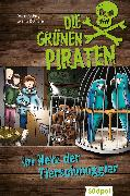 Cover-Bild zu Die Grünen Piraten - Im Netz der Tierschmuggler (eBook) von Böckmann, Corinna
