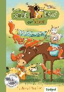 Cover-Bild zu Das Wilde Haus der Tiere - Baby-Alarm (eBook) von Böckmann, Corinna