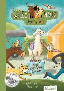 Cover-Bild zu Das Wilde Haus der Tiere - Das Drama-Lama (eBook) von Böckmann, Corinna