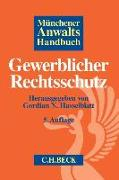 Cover-Bild zu Münchener Anwaltshandbuch Gewerblicher Rechtsschutz von Hasselblatt, Gordian N. (Hrsg.)