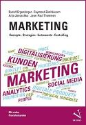 Cover-Bild zu Ergenzinger, Rudolf: Marketing: Konzepte, Strategien, Instrumente, Controlling
