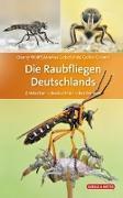 Cover-Bild zu Die Raubfliegen Deutschlands von Wolff, Danny