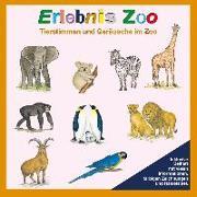 Cover-Bild zu Erlebnis Zoo von Dingler, Karl-Heinz