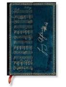 Cover-Bild zu Faszinierende Handschriften. Schubert, Erlkönig Mini liniert