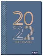 Cover-Bild zu Groh Verlag: Mein Lebensplaner 2022