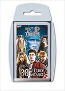 Cover-Bild zu Top Trumps Harry Potter: Die grössten Hexen und Zauberer D/F/I