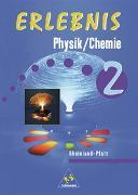 Cover-Bild zu Erlebnis Physik/Chemie / Erlebnis Physik/Chemie - Ausgabe 1999 für Rheinland-Pfalz