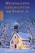 Cover-Bild zu Mürmann, Barbara (Hrsg.): Weihnachtsgeschichten am Kamin 28