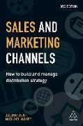 Cover-Bild zu Sales and Marketing Channels (eBook) von Dent, Julian
