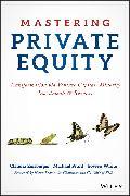 Cover-Bild zu Mastering Private Equity (eBook) von Zeisberger, Claudia
