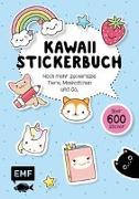 Cover-Bild zu Kawaii Stickerbuch - Band 2