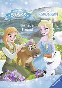 Cover-Bild zu Leselernstars Disney Die Eiskönigin: Ein neuer Freund von Neubauer, Annette