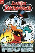 Cover-Bild zu Lustiges Taschenbuch Nr. 477. Diamantenfeuer von Disney, Walt