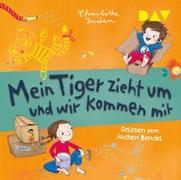 Cover-Bild zu Mein Tiger zieht um und wir kommen mit von Inden, Charlotte