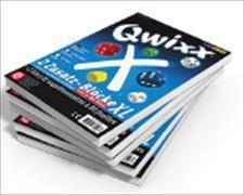 Cover-Bild zu Qwixx - 2 Zusatz-Blöcke XL von Benndorf, Steffen
