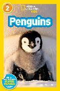 Cover-Bild zu National Geographic Readers: Penguins! von Schreiber, Anne
