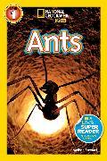 Cover-Bild zu National Geographic Readers: Ants von Stewart, Melissa