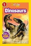 Cover-Bild zu National Geographic Readers: Dinosaurs von Zoehfeld, Kathleen Weidner