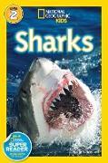 Cover-Bild zu National Geographic Readers: Sharks! von Schreiber, Anne