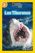 Cover-Bild zu National Geographic Readers: Los Tiburones (Sharks) von Schreiber, Anne