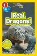Cover-Bild zu National Geographic Kids Readers: Real Dragons (L1/Co-reader) von Szymanski, Jennifer