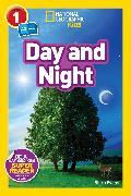 Cover-Bild zu National Geographic Readers: Day and Night von Evans, Shira